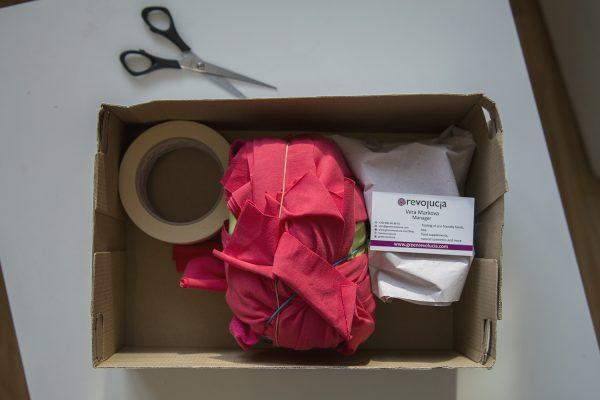 How do we pack your orders trash-free?