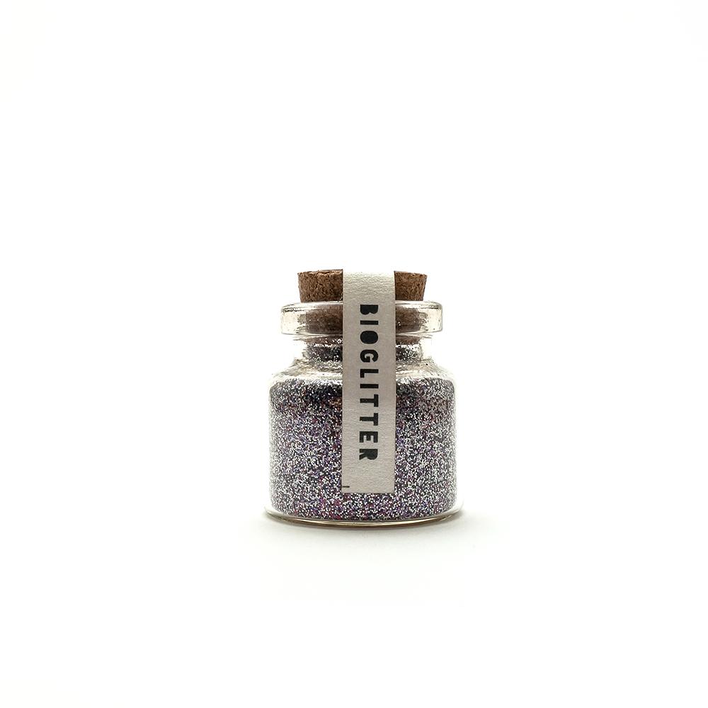 Биоразградим брокат Purple Haze-3