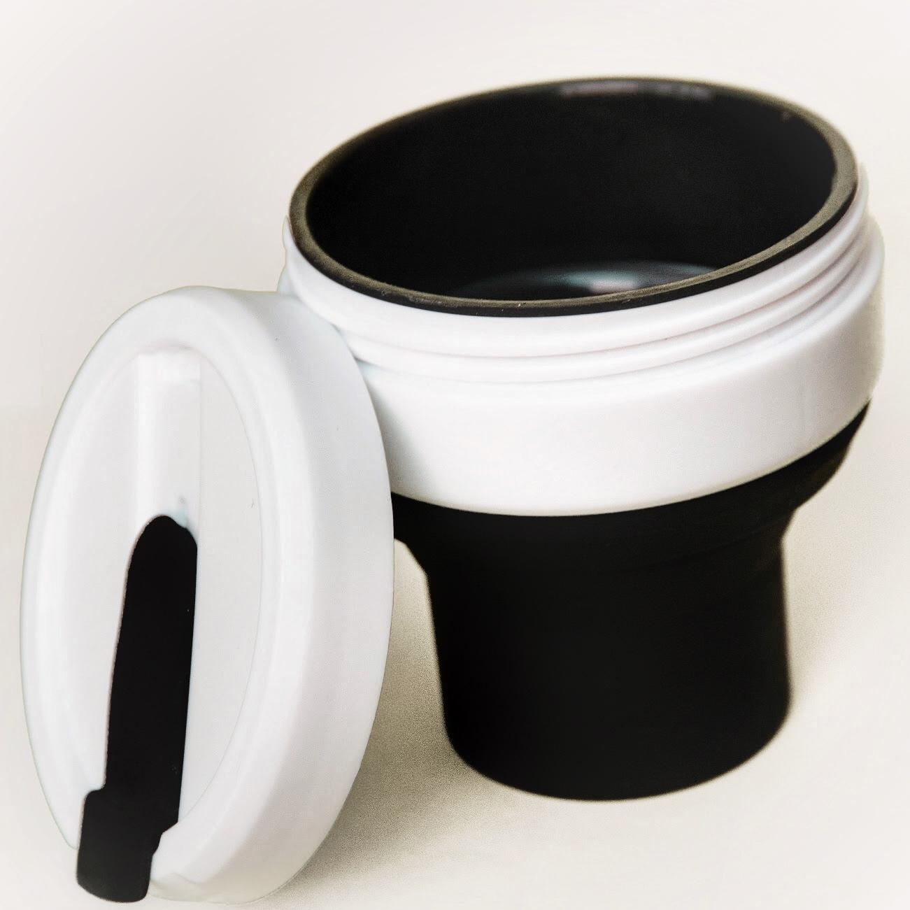 Сгъваема чаша за кафе-3