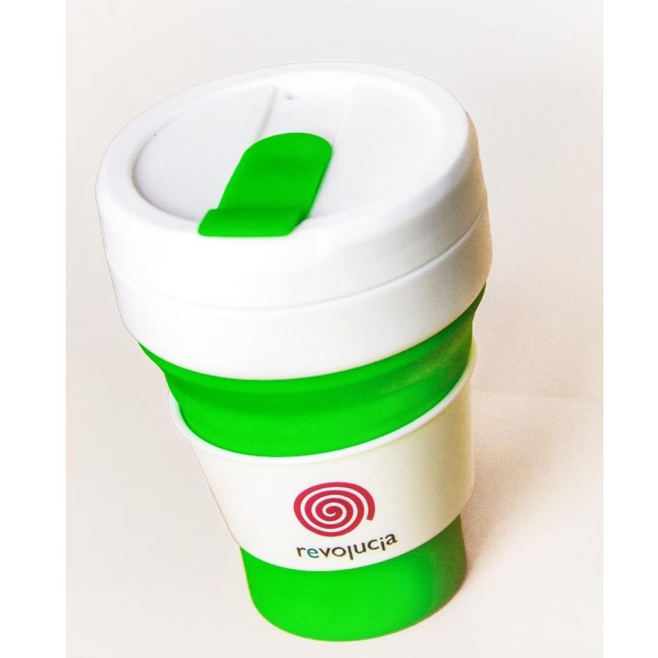 Сгъваема чаша за кафе-10