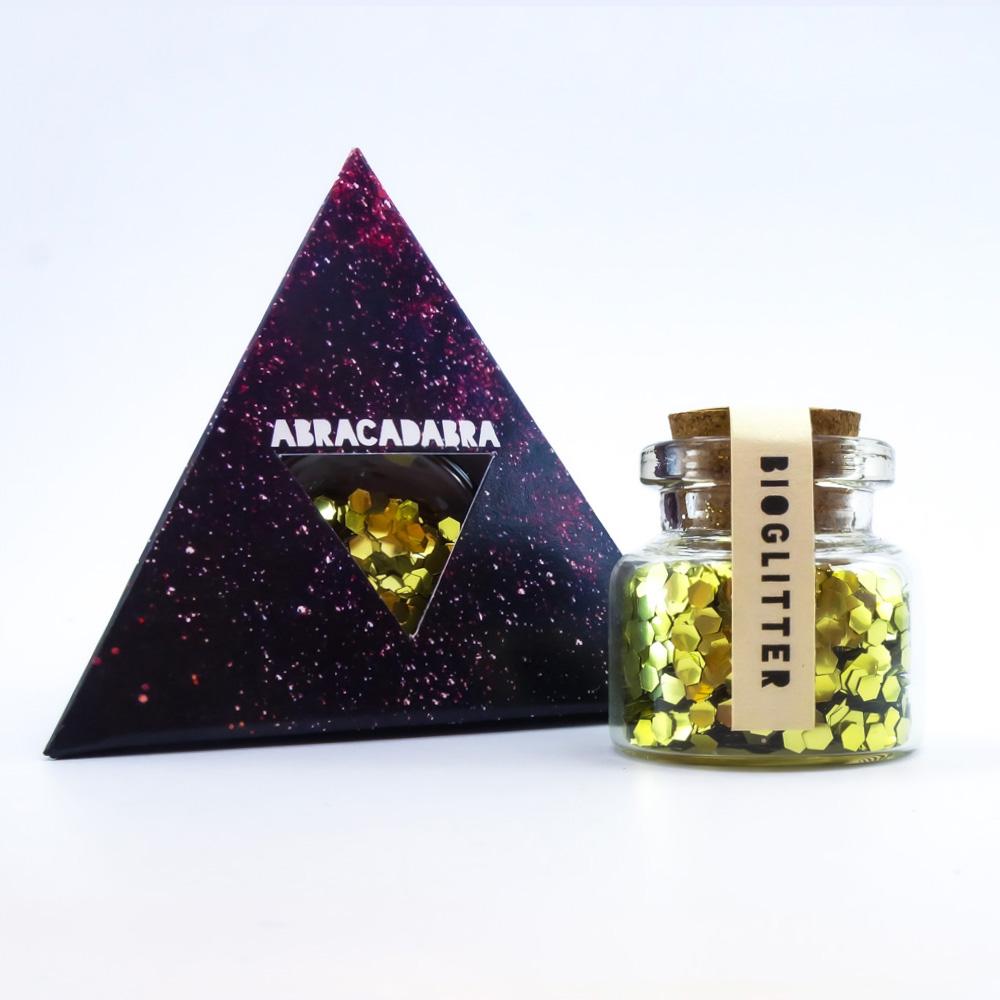 Биоразградим брокат (Made of) Gold-3