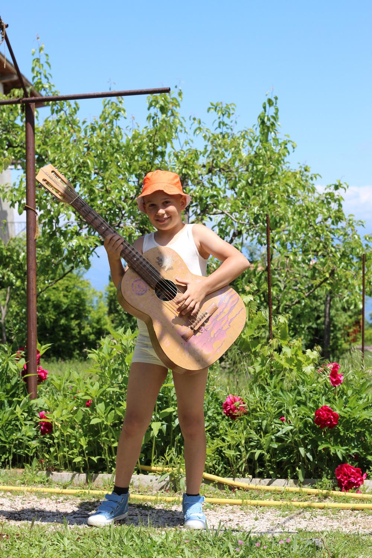 Children's hemp and organic cotton boxer shorts - 3