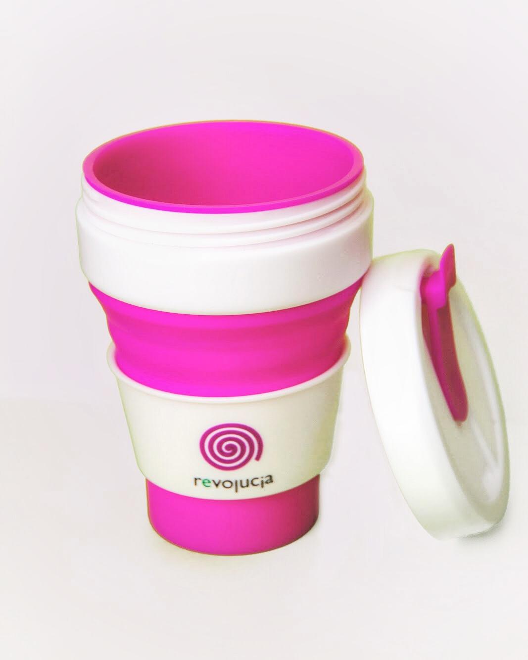 Сгъваема чаша за кафе-6