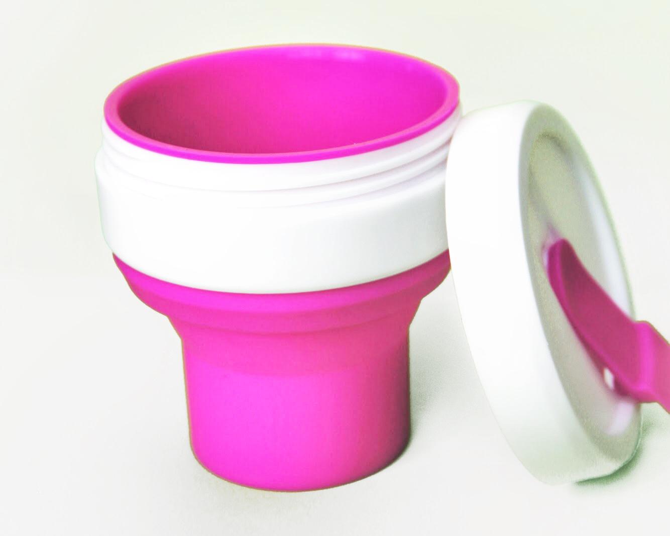 Сгъваема чаша за кафе-7