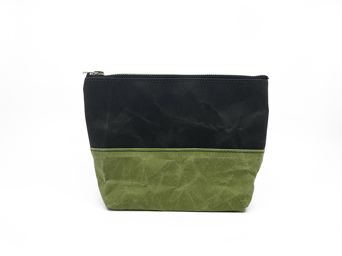 Sustainable Travel and Beauty Paper Pouch - 2