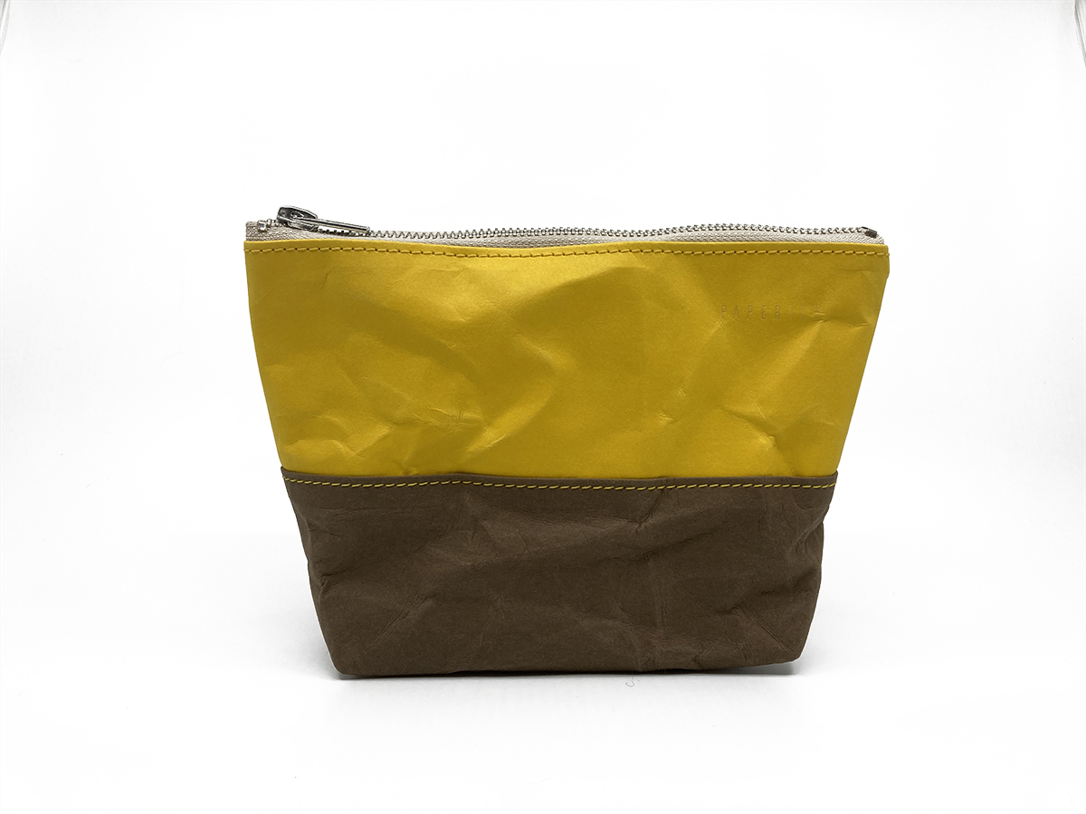 Sustainable Travel and Beauty Paper Pouch - 4