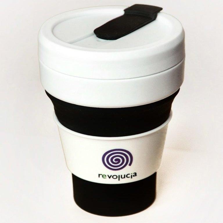 Сгъваема чаша за кафе