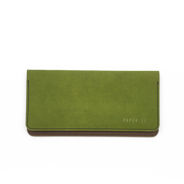 Eco paper clutch wallet (with free delivery)*
