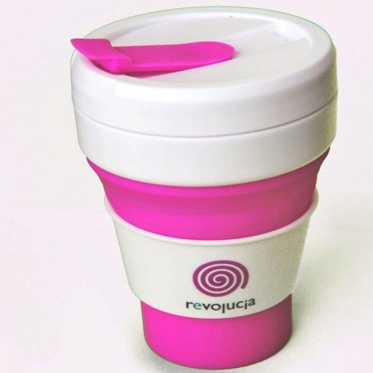 Сгъваема чаша за кафе-5