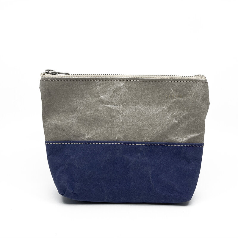 Sustainable Travel and Beauty Paper Pouch