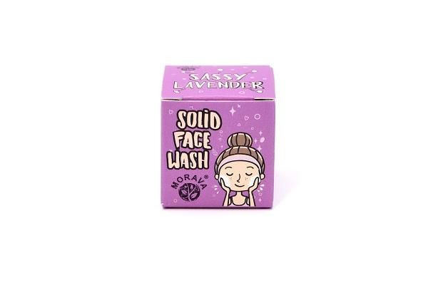 Facial soap bar for oily skin – 35 gm - 2